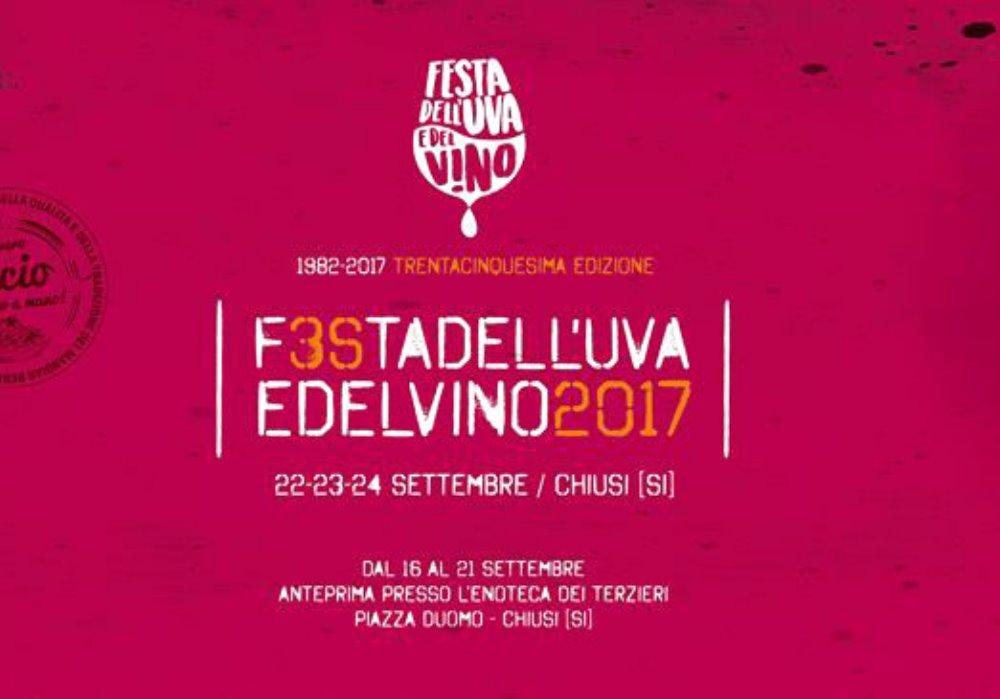 Festa dell'Uva e del Vino a Chiusi Scopri il sapore della Toscana dal 22 al 24 Settembre