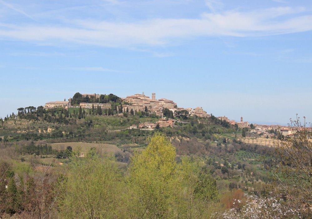 Visitare la Val d'Orcia a Pasqua Vacanze di Pasqua in Toscana