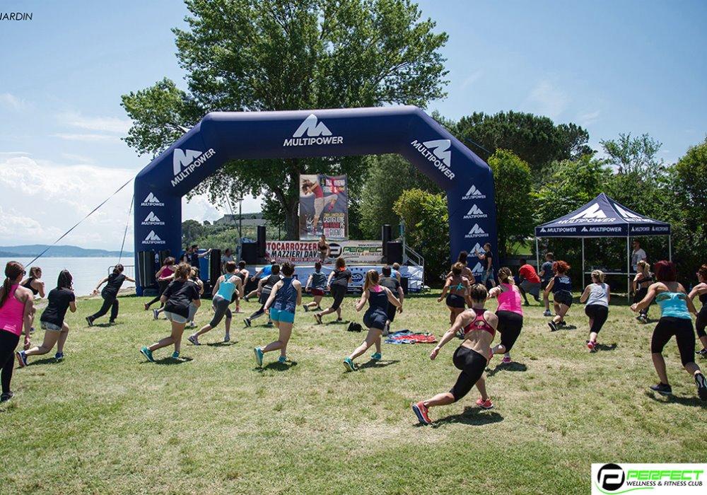 Trasimeno Fitness Festival Arriva la Sesta Edizione sul Lago Trasimeno