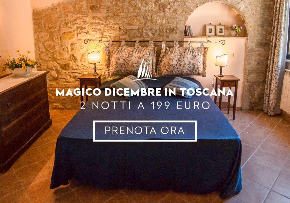 Offerta Ponte Immacolata 8 Dicembre in Toscana